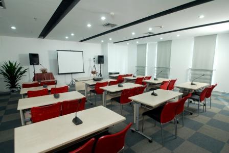 豪华型会议室方案(>50m2)